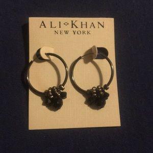 Beautiful round set of earrings